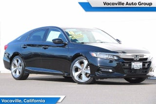 Used Honda Accord Sedan Vacaville Ca