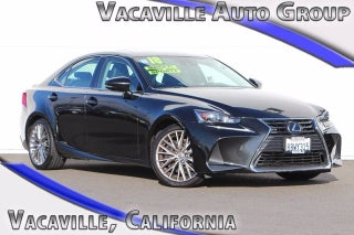Used Lexus Is Vacaville Ca